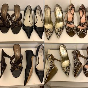 Lot of shoes - 6.5